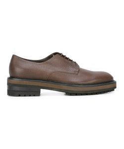 Fratelli Rossetti | Chunky Sole Derbies 7 Leather/Rubber