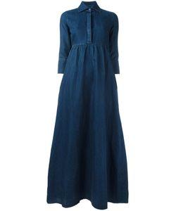 J Brand | Laurel Dress Size Large Cotton/Linen/Flax