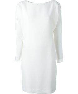 Polo Ralph Lauren | Longsleeved Dress 8 Silk/Polyester