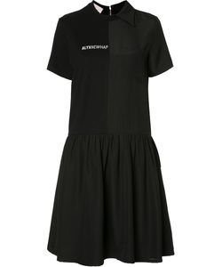 Alyx | Flared Jersey Dress Small Polyester/Cotton