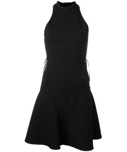 Philipp Plein | Racer Back Dress Large Viscose/Nylon/Spandex/Elastane/Spandex/Elastane