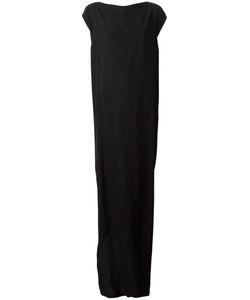 Rick Owens | Dagger Gown 44 Acetate/Viscose