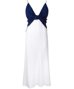 Christopher Esber   Knotted Cami Dress 10 Polyester/Spandex/Elastane