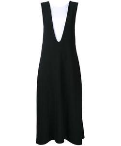 Christopher Esber   Inner Rib Low Arch Dress 10 Polyester/Spandex/Elastane Christopher