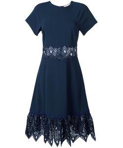 Jonathan Simkhai | Расклешенное Платье С Вырезными Деталями