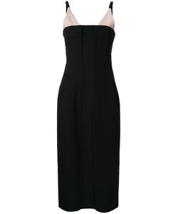 Christopher Esber   Ribbed Inner Contour Dress 6 Polyester/Spandex/Elastane