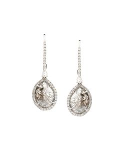 SAQQARA | 18kt Diamond Drop Earrings