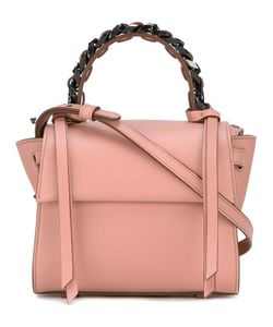 Elena Ghisellini | Mini Angel Sensua Tote Calf Leather