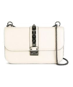 Valentino | Garavani Glam Lock Shoulder Bag Calf Leather