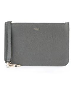 Valextra | Zipped Pouch Calf Leather
