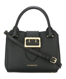 Burberry Runway | -Tone Hardware Tote Calf Leather/Cotton/Polyamide