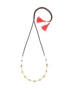 LIZZIE FORTUNATO JEWELS | Simple Tooth Necklace