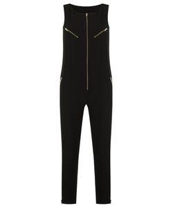 Uma   Raquel Davidowicz   Zipped Jumpsuit 38 Polyester/Spandex/Elastane