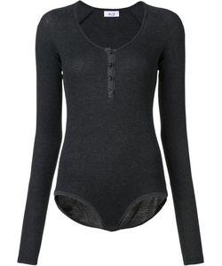 Alix   Horatio Bodysuit Small Viscose/Spandex/Elastane