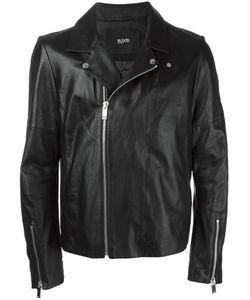 Blood Brother | Zip Up Biker Jacket Medium Lamb