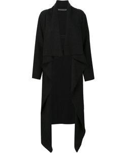 Denis Colomb | Long Redingote Coat Small Camel Hair