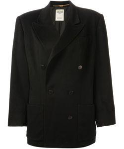 Celine Vintage | Céline Vintage Double Breasted Jacket 40