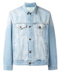 OFF-WHITE | Denim Jacket Large Cotton/Polyester