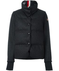 Moncler Grenoble | Short Padded Jacket Large Wool/Polyamide/Other Fibers/Feather