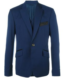 Vivienne Westwood | Man Contrast Chest Pocket Blazer 48 Virgin