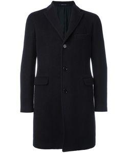 Tagliatore | Classic Mid Coat 50 Alpaca/Virgin Wool/Cupro