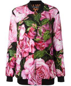 Dolce & Gabbana | Print Bomber Jacket 38