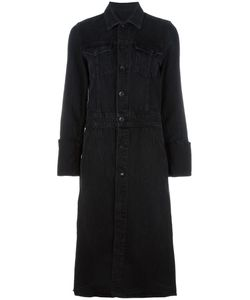 Helmut Lang | Cuffed Trench Coat Medium Cotton/Polyester