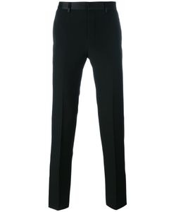 Givenchy | Tailored Smoking Trousers 46 Wool/Silk/Polyester/Cotton