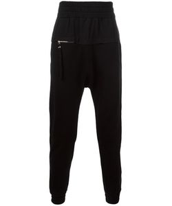 Blood Brother   Zip Detail Track Pants Large Cotton