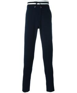 Ermanno Scervino   Striped Waistband Sweatpants 54 Cotton/Modal/Spandex/Elastane/Polyamide