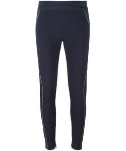Stella Mccartney | Stitching Detail Leggings 44 Cotton/Polyamide/Spandex/Elastane/Elastodiene