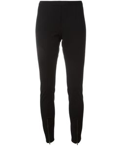 Helmut Lang | Zipped Detailing Leggings Small Viscose/Spandex/Elastane