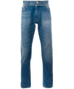 Valentino | Rockstud Untitled Slim-Fit Jeans 31 Cotton