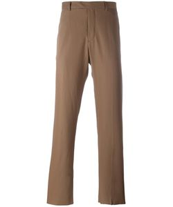 Valentino | Straight-Leg Trousers 48 Virgin Wool