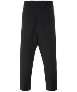 Rick Owens | Astaire Trousers 48 Viscose/Virgin Wool/Cupro