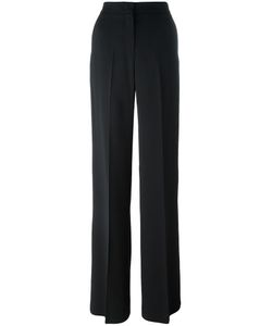 Etro | High-Waisted Trousers 40 Viscose/Acetate/Spandex/Elastane