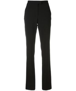 Red Valentino | Tailored Straight Trousers 44 Polyester/Wool/Spandex/Elastane/Acetate