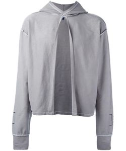 A-Cold-Wall | Open Front Sweatshirt Large Cotton