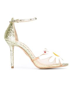 Charlotte Olympia | Margherita Sandals 36 Leather/Aluminium