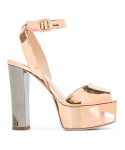 Giuseppe Zanotti Design | Betty Platform Sandals 35 Leather