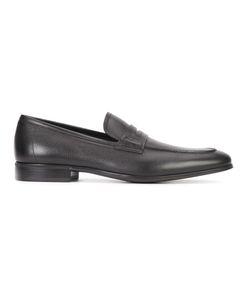 Salvatore Ferragamo   Fiorino Loafers 9 Leather/Rubber