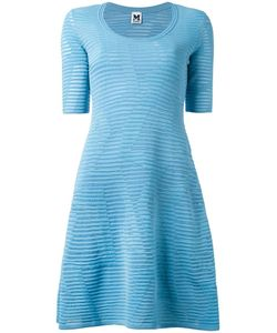 Missoni | Scoop Neck Flared Dress 46 Viscose/Polyester/Polyamide/Cotton