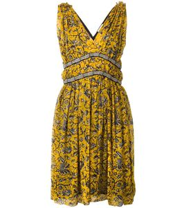 Isabel Marant Étoile | Balzan Dress 36 Silk/Viscose/Cotton/Polyester