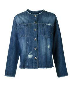 Uma Raquel Davidowicz | Denim Jacket 44 Cotton