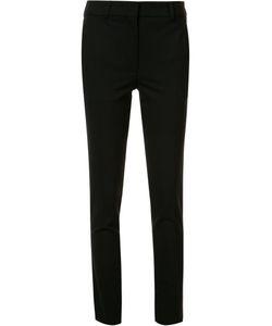 Victoria Beckham | Slim-Fit Tailored Trousers 8 Cotton/Virgin Wool/Spandex/Elastane
