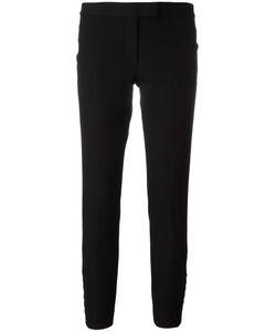 Joseph | Tailored Cropped Trousers 40 Spandex/Elastane/Viscose/Cotton