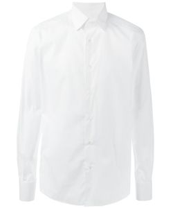FASHION CLINIC | Classic Plain Shirt 41 Cotton