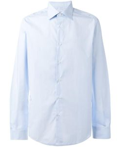 FASHION CLINIC | Classic Buttoned Shirt 42 Cotton