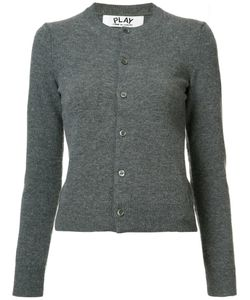 Comme des Gar ons Play | Comme Des Garçons Play Heart Patch Cardigan Small