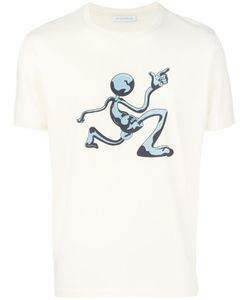 J.W. Anderson | J.W.Anderson Puppet Print T-Shirt Small Cotton